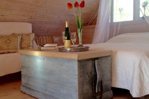 Romantic holiday house Linnupesa