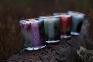 Design candles on sale