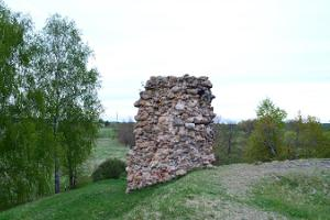 Ruins of Kirumpää Castle