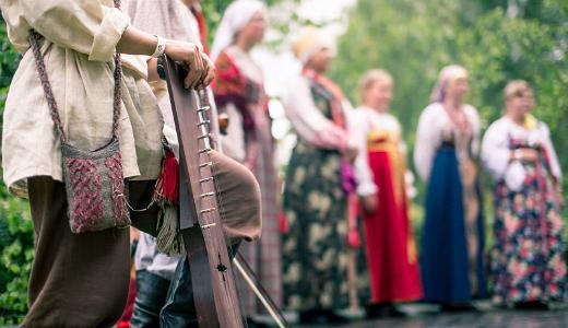 TOP Estonian folk festivals