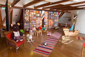 Tartu Toy Museum, playroom