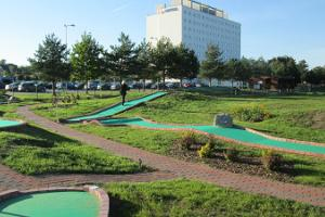 Mini-Golf in Toila