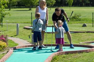 Toila SPA Hotells mini-golf centrum