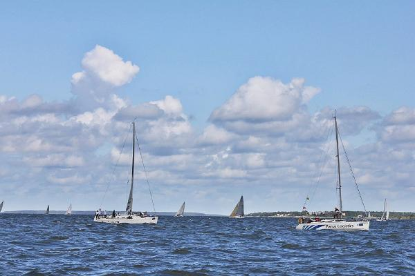 Stay tuned with sail in Estonia