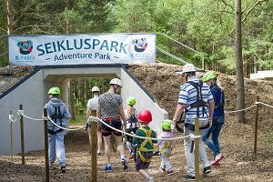 K-Pargi Seikluspark Kuressaares: Are you ready for adventure?