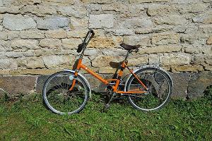 Bicycle 1988 Saljut for women and youth
