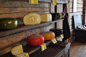 Andre Cheese Farm Shop
