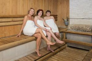 ESTONIA Medical Spa & Hotel sauna and pool centre TERMID