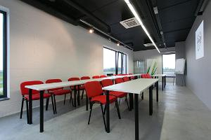 auto24ring seminar rooms on the first floor