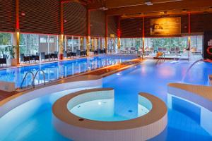 Saunazentrum des Meresuu SPA & Hotels