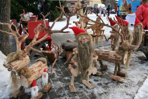 Winter Dance Day and Christmas Fair in Võru