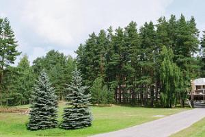 Caravan park at Kubija Hotel and Nature Spa