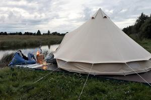 Fishing Village Glamping telklaager