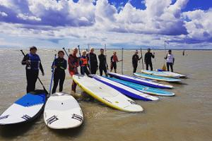 SUP board rental by Pärnu Surf Centre in Pärnu and elsewhere in Estonia