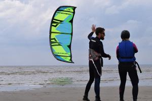 Kitesurf training by Pärnu Surf Center in Pärnu and elsewhere in Estonia