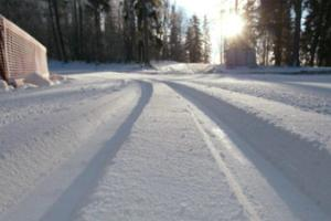 Võru-Kubija cross-country skiing tracks