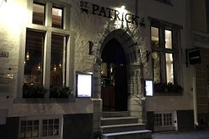 Daily restaurant St. Patrick
