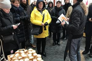 "Guided tour ""Tallinn of the locals"""