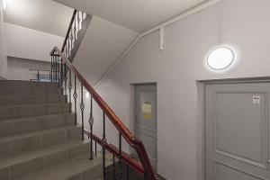 Domus Dorpatensis Guest Apartments – stairway, access to the apartments