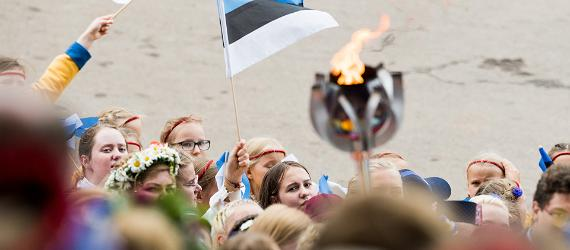 What exciting events have taken place in Estonia in the last 100 years?
