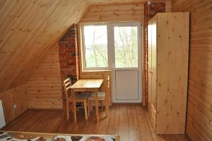 Accommodation in Oidrema Sauna