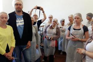 Guided tour in the Estonian Dairy Museum