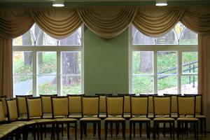 Seminar room at Tartu Song Festival Museum