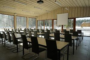 Seminar rooms in the Paunküla Wellness Centre