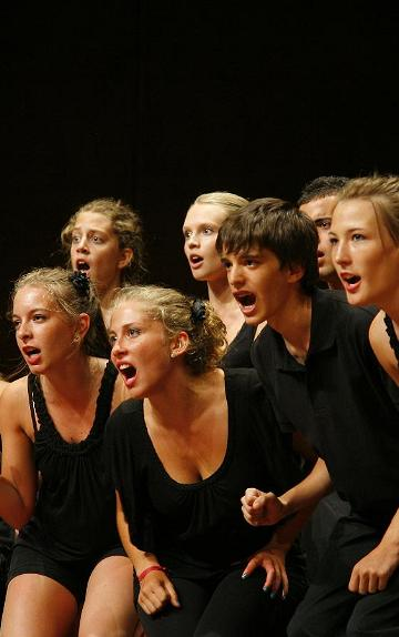 Choral Music Festival 'Europa Cantat'