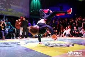 "Street dance festival ""Battle of EST"""