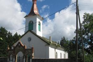 Kihnu church