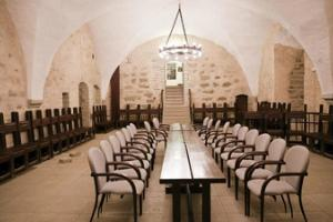 Seminar rooms of Narva Museum