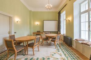 Kernu Manor, small workshop of the conference centre (for up to 10 people)