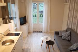 Three-room apartment in Kuressaare