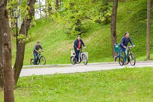 Scooter adventure in the city of Tartu