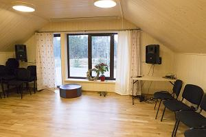 Seminar rooms at Kallaste Holiday Resort