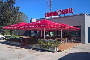 The seminar room of Sam's grill