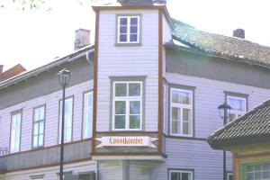 Lossikambri guest apartments