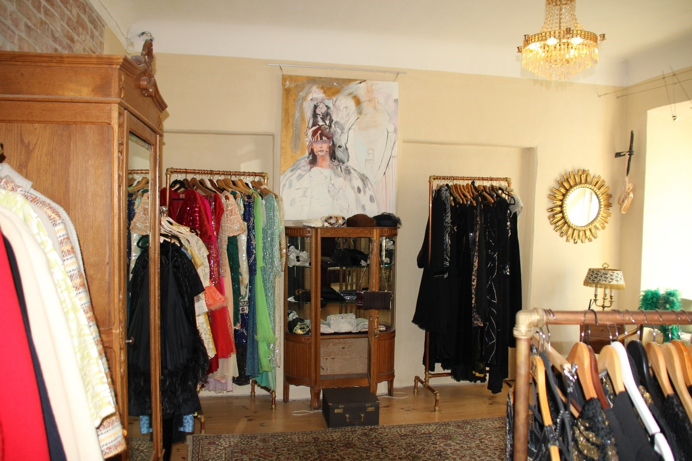 f07ea40949f Vintage shopping in the hipster city of Tallinn
