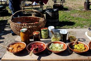 Summer Into the Jar Harvest festival