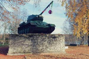 "Monument ""Tank T-34"""