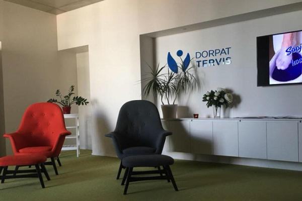 Rehabilitation and wellbeing centre Dorpat Tervis