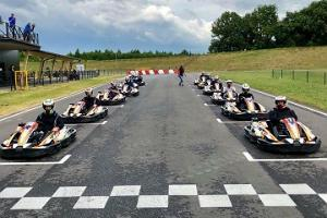 Lange Karting Centre, competition package