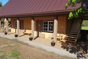 Risti Farm accommodation in Kihnu