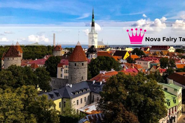 Nova Fairy Tales guided tours in Tallinn