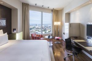 Swissôtel Tallinn Advantage room