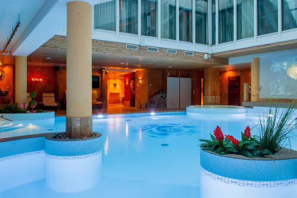 Kylpylähotelli Grand Rose Spa