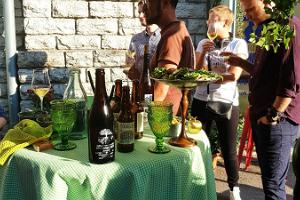 Siidrimaja and cider workshops