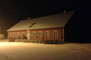 Discover Kihnu in winter, museum and first snow