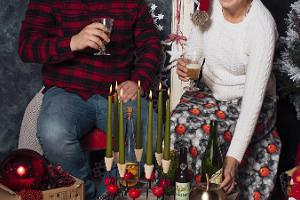 Christmas Mood: Cider & Photo Session